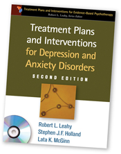 CBT Treatment Plans book cover